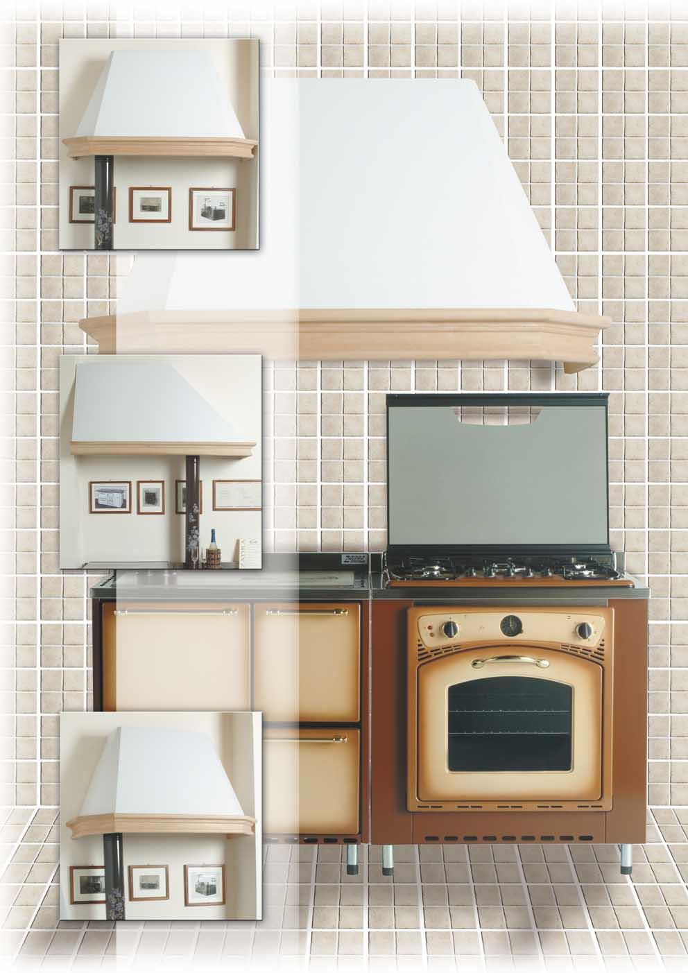 Awesome Cerco Cappa Per Cucina Contemporary - Ideas & Design 2017 ...